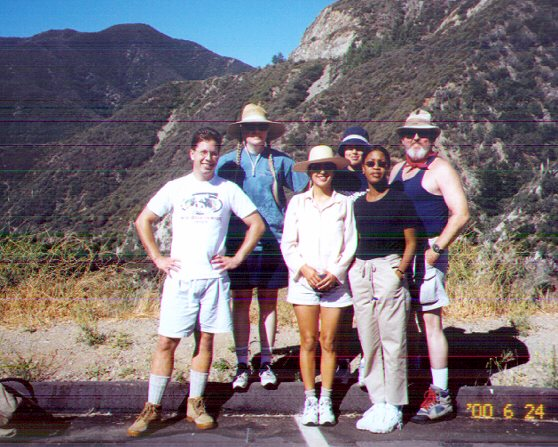 Mighty BBC Hikers