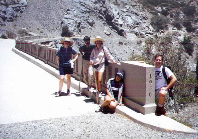 At the Bridge #1