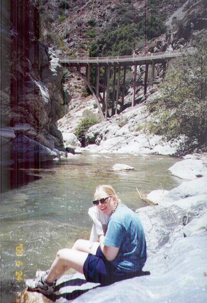 Laura Cooling Off