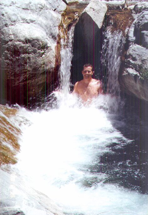 Mark - Natural Jacuzzi