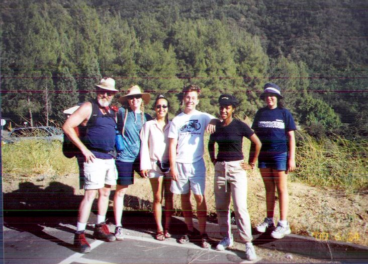 Mighty Tired BBC Hikers