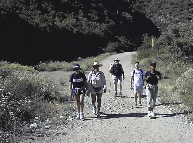 Off We Go!
