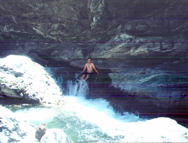 Mark - Cooling Off