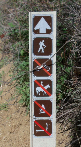 Foot Trail Rules